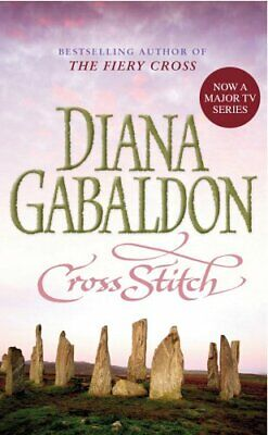 Cross Stitch (Outlander, 1) by Gabaldon, Diana Paperback Book The Cheap Fast