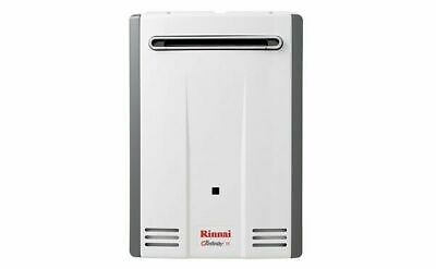 Rinnai Infinity 16 - Continuous Flow Hot Water - 60°C LPG - New