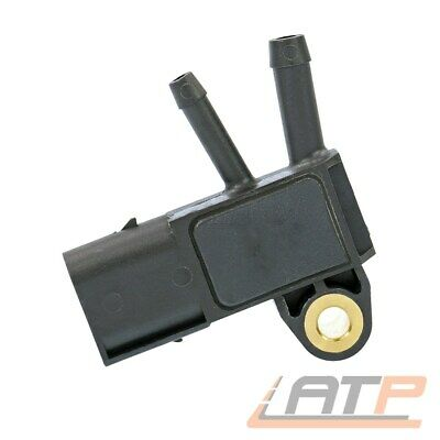 Abgasdruck- Differenzdruck-Sensor Mercedes A-Klasse W169 160-200 Cdi