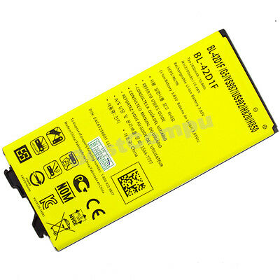 3.85V 2800mAh Replacement Battery BL-42D1F For LG G5 H820 H860 H868 H960 VS987