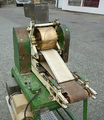 Vintage Scottish oatcake manufacturing machine - Oat Cake machine from Scotland