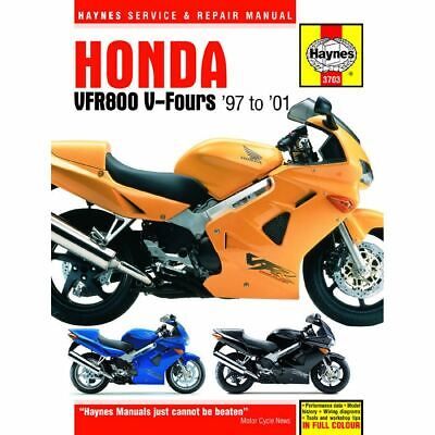 Haynes Manual 3703 HON VFR800 V-FOURS 97-99-SPECIAL