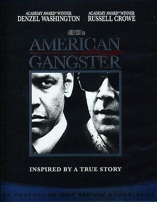 American Gangster  [Unrated (Blu-ray New)