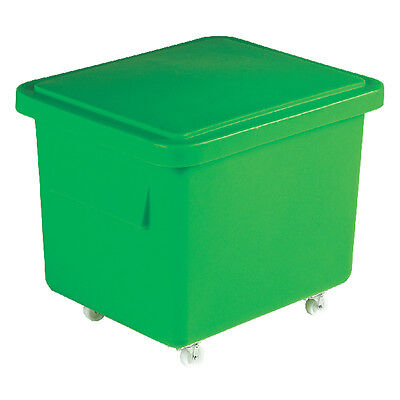 VFM Green Mini Mobile Storage Truck With Lid 308587