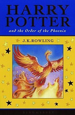 """""""Harry Potter and the Order of the Phoenix"""" (Harr... by Rowling, J. K. Paperback"""