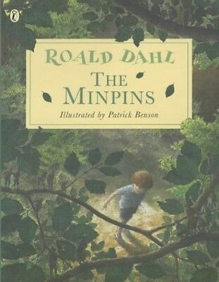 The Minpins (Picture Puffins), Dahl, Roald Paperback Book