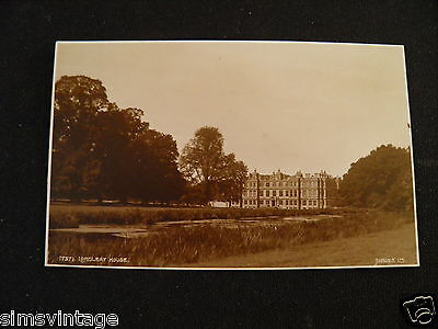 Wiltshire Postcard Longleat House 010034
