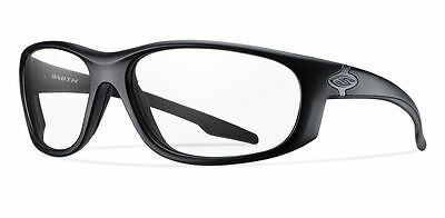 Smith Optics Chamber Tactical Black Frame Clear Lens
