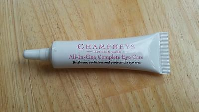 CHAMPNEYS All In One Complete Eye Care Cream - Brightens, Revitalises, Protects