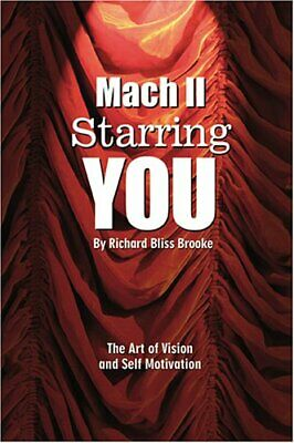 Mach II by Richard Bliss Brooke Book The Cheap Fast Free Post