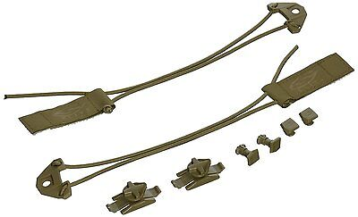 Smith Optics Lopro Tactical Goggle Bungee Quick Strap - Tan 499