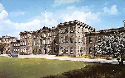 Leicestershire Postcard The University Leicester  C0 002