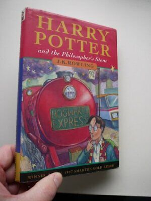 Harry Potter and the Philosopher's Stone by Rowling, J.K. Book The Cheap Fast