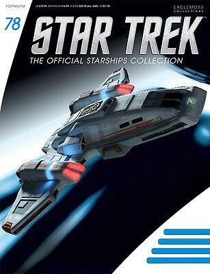 Star Trek Official Starships Collection Issue #78 U.S.S. Voyager's Aeroshuttle
