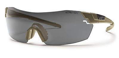 Smith Optics PivLock V2 Tactical Glasses - 3 Lenses - Grey, Clear and Ignitor