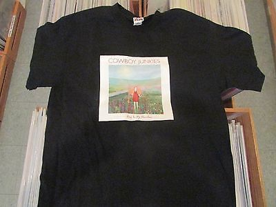 """Cowboy Junkies Sing In My Meadow T-Shirt New 20"""" pit-pit 29"""" top-bot free ship!"""