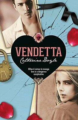 Vendetta (Blood for Blood) by Doyle, Catherine Book The Cheap Fast Free Post