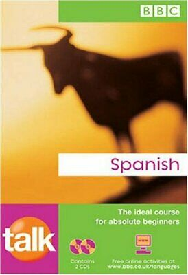 Talk Spanish - the Ideal Course for Abso... by Longo, Aurora Mixed media product