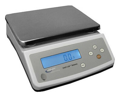 "Intelligent PC-30000 Lab Balance 30,000x1g Scale,RS232,Counting,10""X7.5"",New"