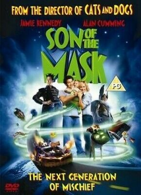 Son of the Mask DVD (2005) Jamie Kennedy ***NEW***