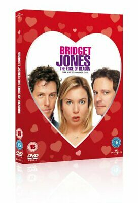 Bridget Jones: the Edge of Reason [DVD] [2004] - DVD  8SVG The Cheap Fast Free