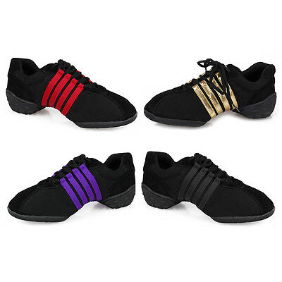 New Sports Feature Soft Outsole Dance Shoes /Sneakers/Modern/Ballroom Shoes