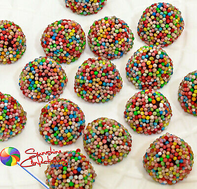 Aniseed Sparkles - 1kg - Aniseed Jelly Lollies, Made in Australia POST INCLUDED
