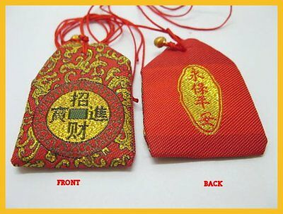 ツ Feng Shui Fortune Bag ~ Wealth
