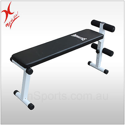 Energitics Multi Function Adjustable Sit-Up Bench / Flat Weight Bench
