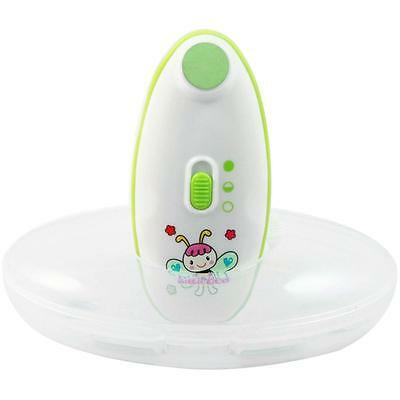 Little Bees Baby nail clippers Baby Electric Nail Trimmer for Safe and Effective
