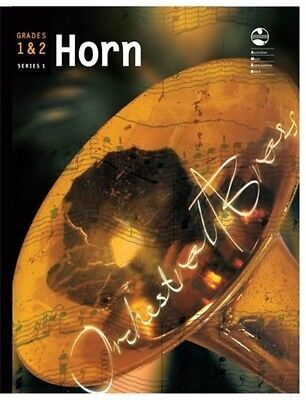 AMEB Orchestral Brass Series 1 Horn Grade 1 & 2 Book: Pieces
