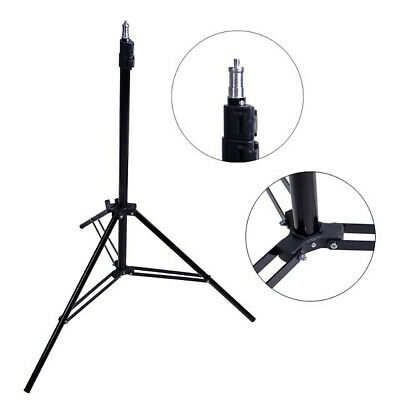 2.1M Light Stand Tripod for Photo Lighting Studio Umbrella Holder Flash Bracket