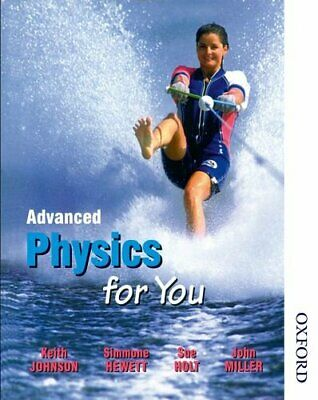 Advanced Physics for You, Miller, John Paperback Book The Cheap Fast Free Post