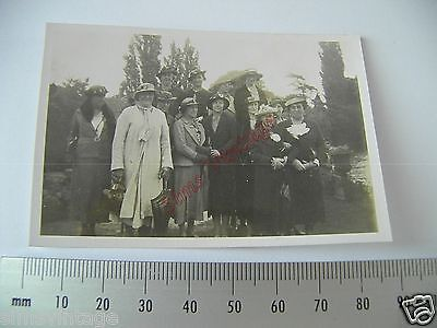 OLD Photo LOT3 1920-40s LArge Group Of Women Vintage FAshion  045