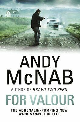 For Valour: (Nick Stone Thriller 16), McNab, Andy Book The Cheap Fast Free Post