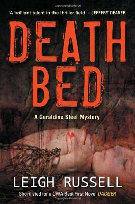 Death Bed (DI Geraldine Steel) by Leigh Russell