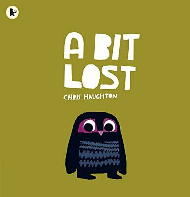 A Bit Lost, Haughton, Chris Paperback Book The Cheap Fast Free Post