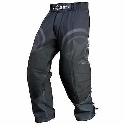 Gi Sportz Competition Glide Pants Black - Small - Paintball