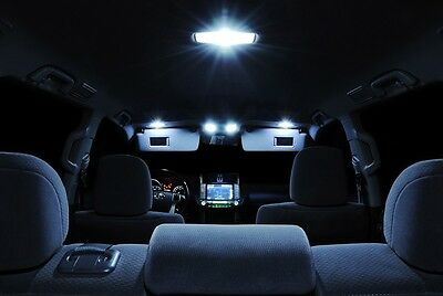 For 06 07 08 09 10 11 Lexus IS250/350/F WHITE Interior LED Package Kit Bright
