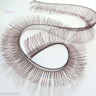 Mimi Collection 1/6 Bjd Dollfie DIY Doll Accessory Materials 10mm Eyelash Brown