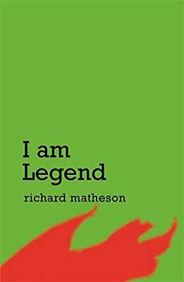 I Am Legend (Gollancz) by Matheson, Richard Paperback Book The Cheap Fast Free