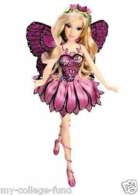 Mariposa Barbie Mariposa doll NEW