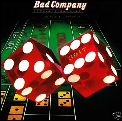 BAD COMPANY - STRAIGHT SHOOTER D/Rem CD Album ~ 70's PAUL RODGERS *NEW*