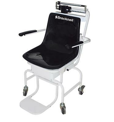 Salter Breknell CS-200M Mechanical Physician chair Scale,440X0.2lb,New