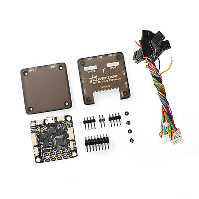Pro SP Racing F3 Flight Controller Deluxe 10DOF with Barometer for DIY Mini 250