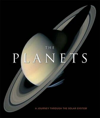 The Planets: A Journey Through the Solar System by Sparrow, Giles Hardback Book