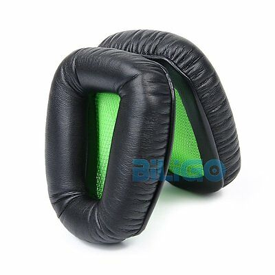 NEW Replacement Cushions Ear Pads For Razer Electra Gaming PC Music Headphone