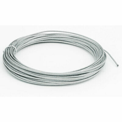 20M Length K-Type Temperature Testing Thermocouple Sensor Wire Cable