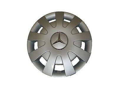 "Mercedes Sprinter 16"" Full Wheel Hub Cap Trim x 1 To Fit Steel Wheel BNIB"