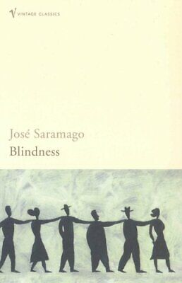 Blindness, Saramago, Jose Paperback Book The Cheap Fast Free Post